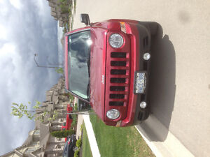 2011 Jeep Patriot True North SUV, Crossover