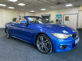 2016 BMW 435d Convertible M Sport xDrive Automatic, CREAM LEATHER..!!