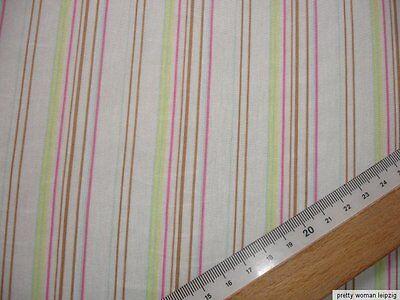 1 Lfm Jersey 2,80€/m²  quergestreift  BW, Elasthan 170cm breit FA46