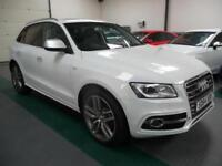 Audi SQ5 3.0BiTDI ( 313ps ) ( s/s ) Tiptronic 2015MY quattro