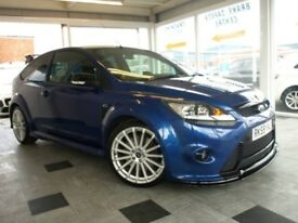 2009 Ford Focus 2.5 RS 3dr 3 door Hatchback