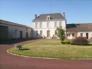 French Manoir for up to10 people, in 98 acres,with private pool