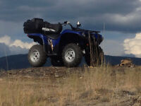 yamaha grizzly 550/trade for diesel jetta of same value.