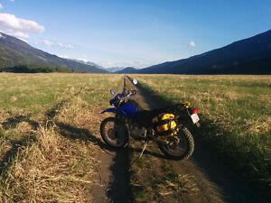 2014 Yamaha XT250E Adventure