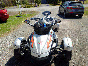 Can Am Spyder RS SE5