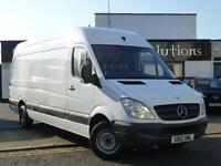 2012 Mercedes-Benz Sprinter 2.1 CDI 313 4dr MWB