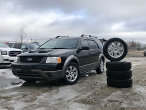 2005 Ford Freestyle, 2 Sets of Tires