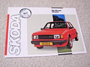 Looking for skoda brochures