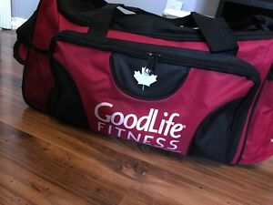 Perfect condition gym bag used once