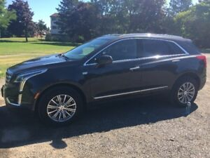 2017 Cadillac XT5 AWD Luxury – PRIVATE SALE