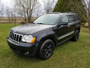 Jeep grand cherokee limited 2008 diesel