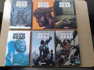 Walking Dead BD Delcourt français