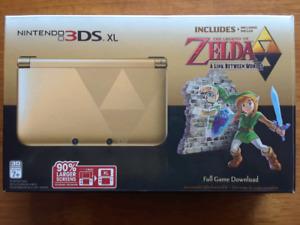 Nintendo 3DS XL avec jeux
