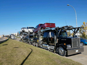 2007 Western Star Cottrell auto carrier car carrier