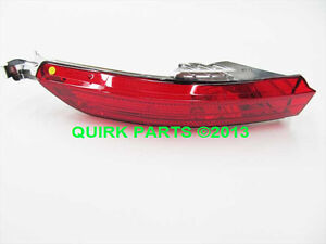 11-14 VW Volkswagen Touareg Driver Side LEFT REAR Corner Reflector Replacement