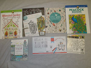 Adult Collering Book Lot