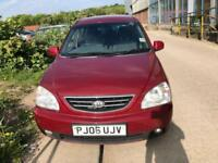 Kia Carens 2.0CRDi LX 5 door - 2006 06-reg - FULL 12 MONTHS MOT