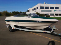 Bayliner Capri (year 2000) Bowrider 1850 Speed Boat - LOW HOURS
