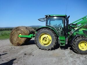Summer Attachments for large John Deere tractors