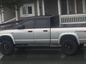 2006 Dodge Ram hemi may trade skidoo plus cash St. John's Newfoundland image 2