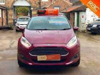 2015 Ford Fiesta 1.0 EcoBoost Titanium 5dr Powershift HATCHBACK Petrol Automatic