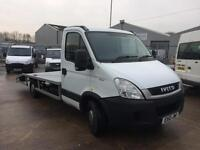 2012 12 IVECO DAILY 2.3TD 35S11 MWB SEMI AUTOMATIC RECOVERY TRUCK ( NO VAT )
