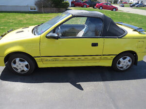 1990 Pontiac Firefly Convertible (reduce at its lowest price)