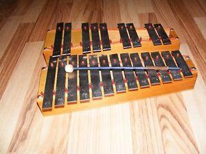 Double Row Studio 49 22 Note Chromatic Glockenspiel