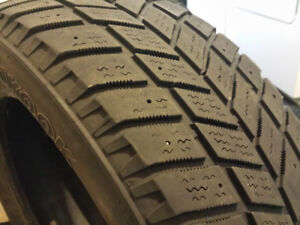 HANKOOK WINTER TIRES 205/55/16""