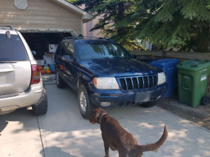 2000 grand Cherokee limited part out