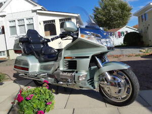 1999 HONDA GOLDWING 1500 ... excellent condition ...