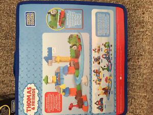 New! Thomas & friends mega Bloks Sodar wash down bag set Kitchener / Waterloo Kitchener Area image 4