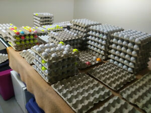 3000+ Recycled Golf Balls 4 Sale (Whitby/Durham)