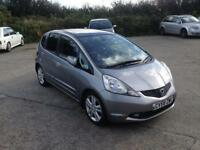 2009 HONDA JAZZ I-VTEC EX I-SHIFT HATCHBACK PETROL