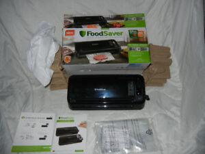 Food Saver scelleur sous vide,appareil vacum emballage sac plas