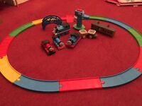 Thomas tank track & bits