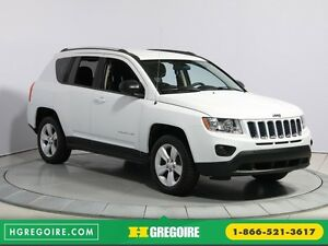 2013 Jeep Compass 4WD AUTO A/C MAGS