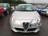 2012 Alfa Romeo Mito 1.3 JTDM Distinctive 3dr