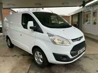 2017 Ford Transit Custom 2.0 270 LIMITED LR P/V 129 BHP PANEL VAN Diesel Manual