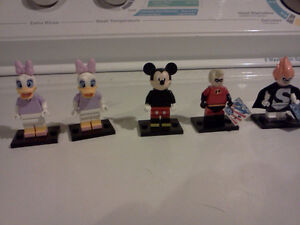Duplicate LEGO Disney Minifigures for sale or trade