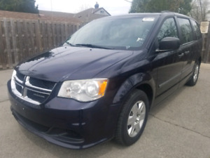 2011 DODGE CARAVAN  Safety Included 6999.99