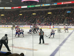 Jan 22nd Ice Caps vs Albany