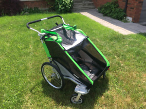 Thule Chariot Cheetah Double