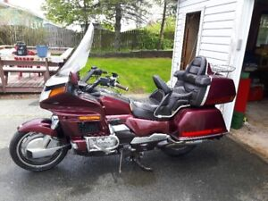 1989 Honda Goldwing for sale