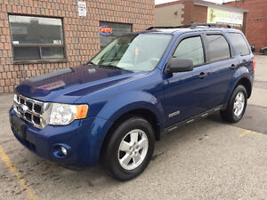 2008 Ford Escape SUV, Crossover XLT CERTIFIED!