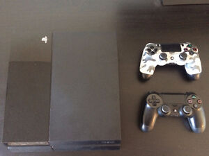 PS4 Console Sale and Games