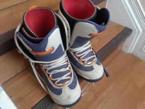 Snowboard Boots - Mens Size 10.5
