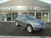 Land Rover Freelander 2 2.2Td4 ( 150bhp ) 4X4 2014MY GS