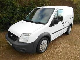 2012 12 FORD TRANSIT CONNECT 1.8TDCI T220 VERY CLEAN VAN 1OWNER FSH NO VAT