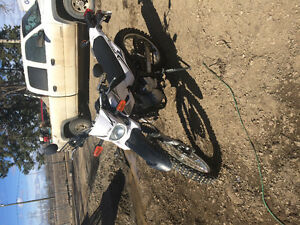 Xt 250 2008 really good condition